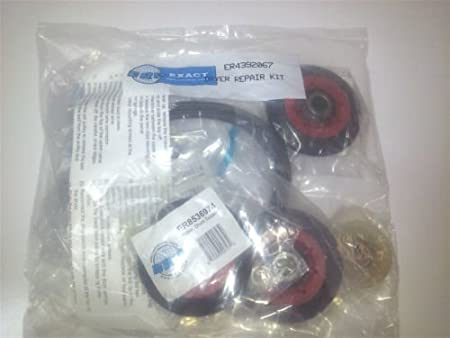 4392067 lavadora cinturón de reparación y rodillos Kit de ...