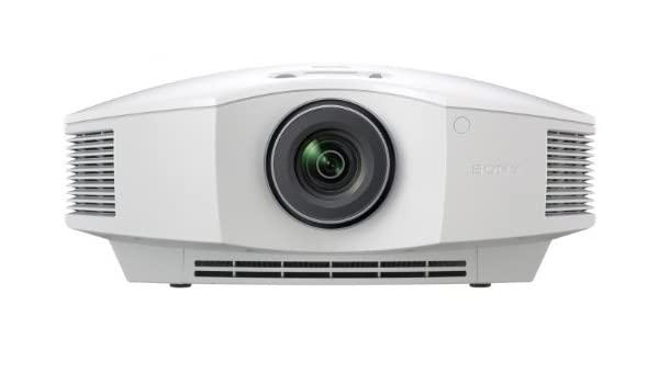 Sony VPL-HW30ES/W - Proyector SXRD, 3D, 1300 ANSI lumens, pantalla ...
