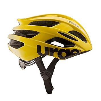 Urge ubp18711l Casco de Bicicleta de montaña Unisex, Amarillo, L/XL