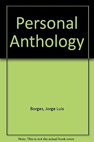book cover of A Personal Anthology
