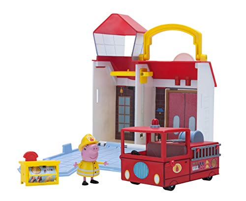 Peppa Pig's Fire Station Combo Pack -