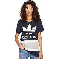 Adidas Originals camiseta boyfriend para mujer