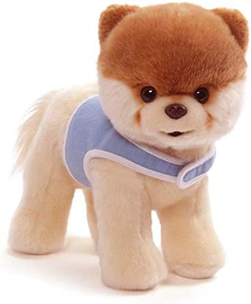 Amazon Com Gund Life Size Boo Stuffed Dog Plus 11 Toys Games