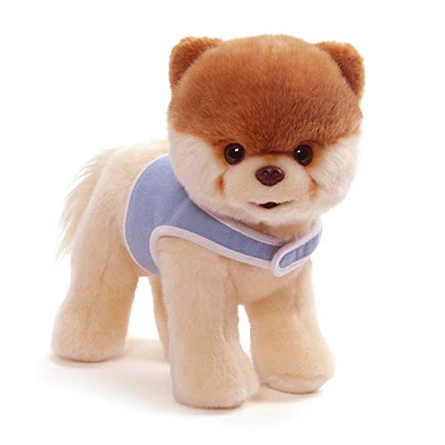GUND Life-Size Boo Stuffed Dog Plus, 11