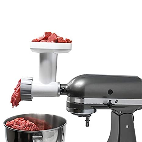 Amazon.com: Food Grinder KitchenAid Mixer Accessory ...