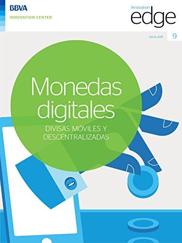 Portada del libro Monedas virtuales de BBVA Innovation Center