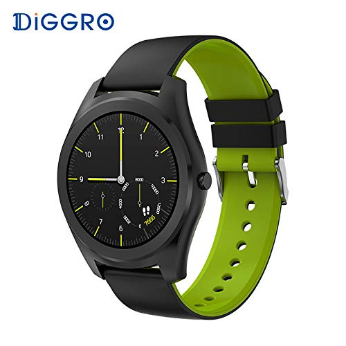 Amazon.com: Grass 135 diggro di03 Smart Watch mtk2502c ip67 ...
