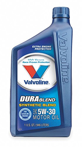 Durablend, Synthetic Blend, 5W30, 1 Qt