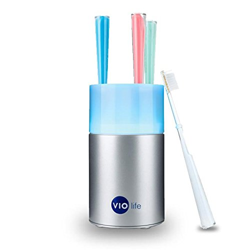 Violife VIO100 Toothbrush Sanitizer and Storage System