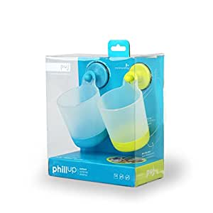 Puj PhillUp (2 pack, azul/citron)
