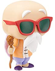 Animation: Dragonball Z - Master Roshi Collectible Figure, Multicolor