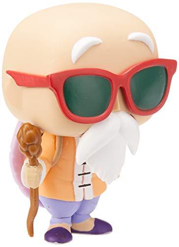 Funko Pop! Dragonball Z Master Roshi, Multicolor, Talla Unica