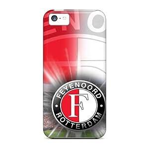 linJUN FENGDurable Feyenoord Back Case/cover For Iphone 5c