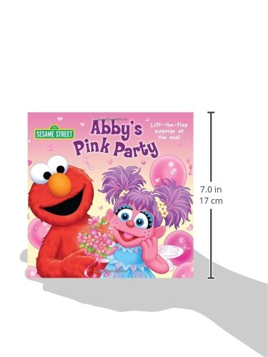 Abbys Pink Party (Sesame Street)