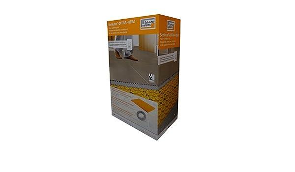 Schluter DITRA Heat Kit DHEKRTW12056 With WiFi Touchscreen Thermostat - - Amazon.com