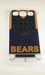 Chicago Bears Jersey Design Samsung Galaxy S3 Case-White