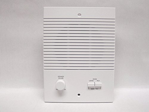 M&S N65 5 Inch White Indoor Intercom Speaker
