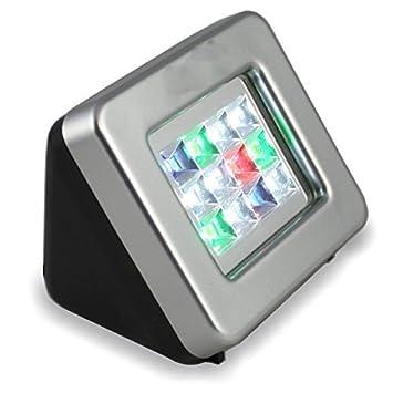 El original de la seguridad casera Simulador falsa luz de TV Sensor de luz visual de