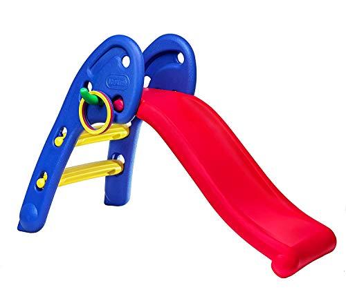 Kiddly Garden Toy Slides for Kids Slide for Kids 3 to 5 10 Years Slider at & School (Small)