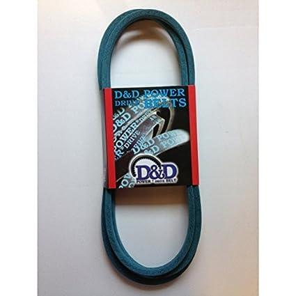 D/&D PowerDrive 954-4002 MTD or CUB Cadet Kevlar Replacement Belt 1 Number of Band Aramid