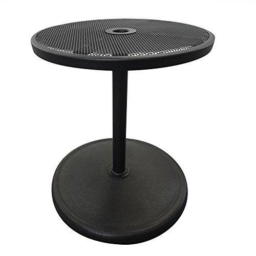 - Island Umbrella NU5392 Umbrella Base with Adjustable Table Top, 19.68