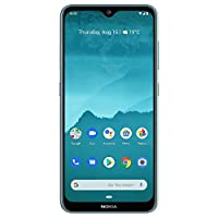 Nokia 6.2 – Android 9.0 Pie – 64 GB – Triple Camera – Unlocked Smartphone (AT&T/T-Mobile/MetroPCS/Cricket/Mint) – 6.3″ FHD+ HDR Screen – Ice Blue – U.S. Warranty