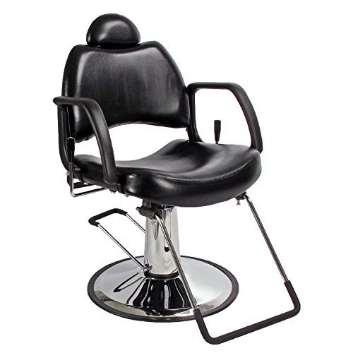 All Purpose Hydraulic Chair Barber Styling Threading Chair by Keller International