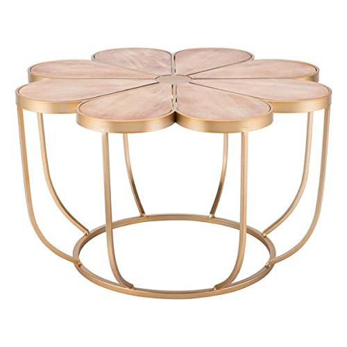 Zuo Margarita Table, Brown ()
