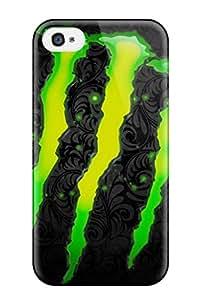 Jon Bresina's Shop 4963615K36079123 durable Protection Case Cover For Iphone 4/4s(logo)