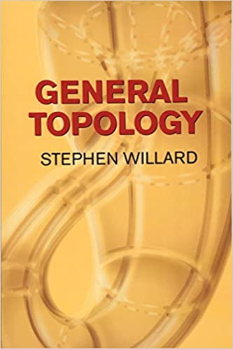 General topology dover books on mathematics stephen willard general topology dover books on mathematics stephen willard 9780486434797 amazon books fandeluxe Gallery