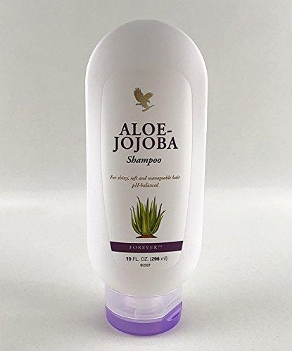 FOREVER LIVING Aloe Vera PH Jojoba Oil Shampoo - Maintain Healthy Hair & Scalp (Jojoba Shampoo Aloe)