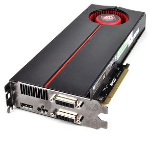 ATI Radeon HD 5870 1GB DDR5 PCI Express (PCI-E) Dual DVI Video Card w/HDMI, DisplayPort & HDCP Support