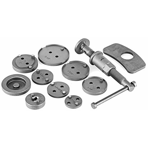 Alltrade 648601 Kit 18 Rear Disc Brake Adjust Tool Set