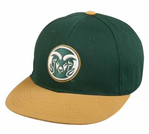 Colorado State Rams ADULT Cap Officially Licensed NCAA Authentic Replica Baseball/Football Hat