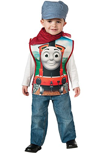 Rubies Thomas and Friends, James The Red Engine, Child (Cute Halloween Costumes For Two Friends)