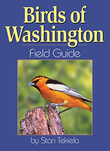 Birds of Washington Field Guide (Best Places To Hike In Washington)