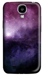 Illuminating The Dark Universe Custom Samsung Galaxy I9500/Samsung Galaxy S4 Case Cover Polycarbonate 3D