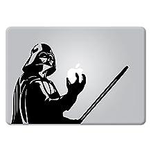 Star Wars Darth Vader Holding Apple Macbook Decal Vinyl Sticker Apple Mac Air Pro Retina Laptop sticker