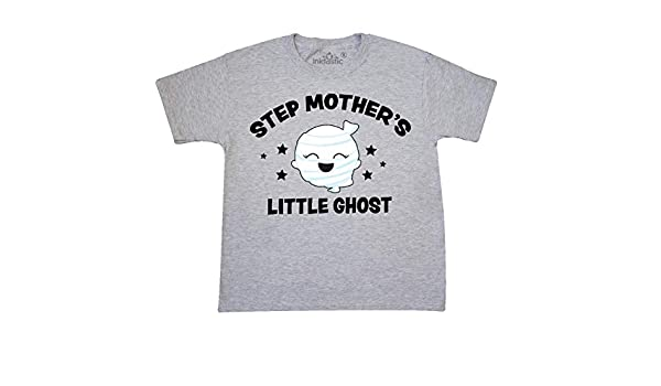 inktastic Cute Step Moms Little Ghost with Stars Toddler T-Shirt
