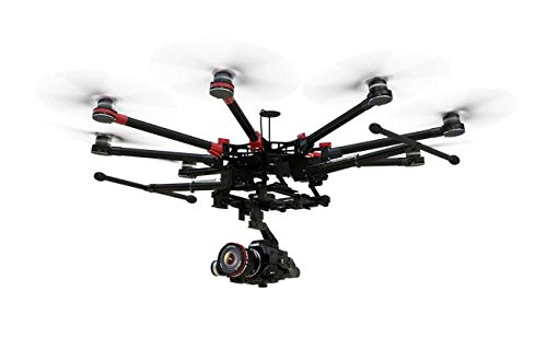 DJI S1000 Octocopter Cinematography Drone