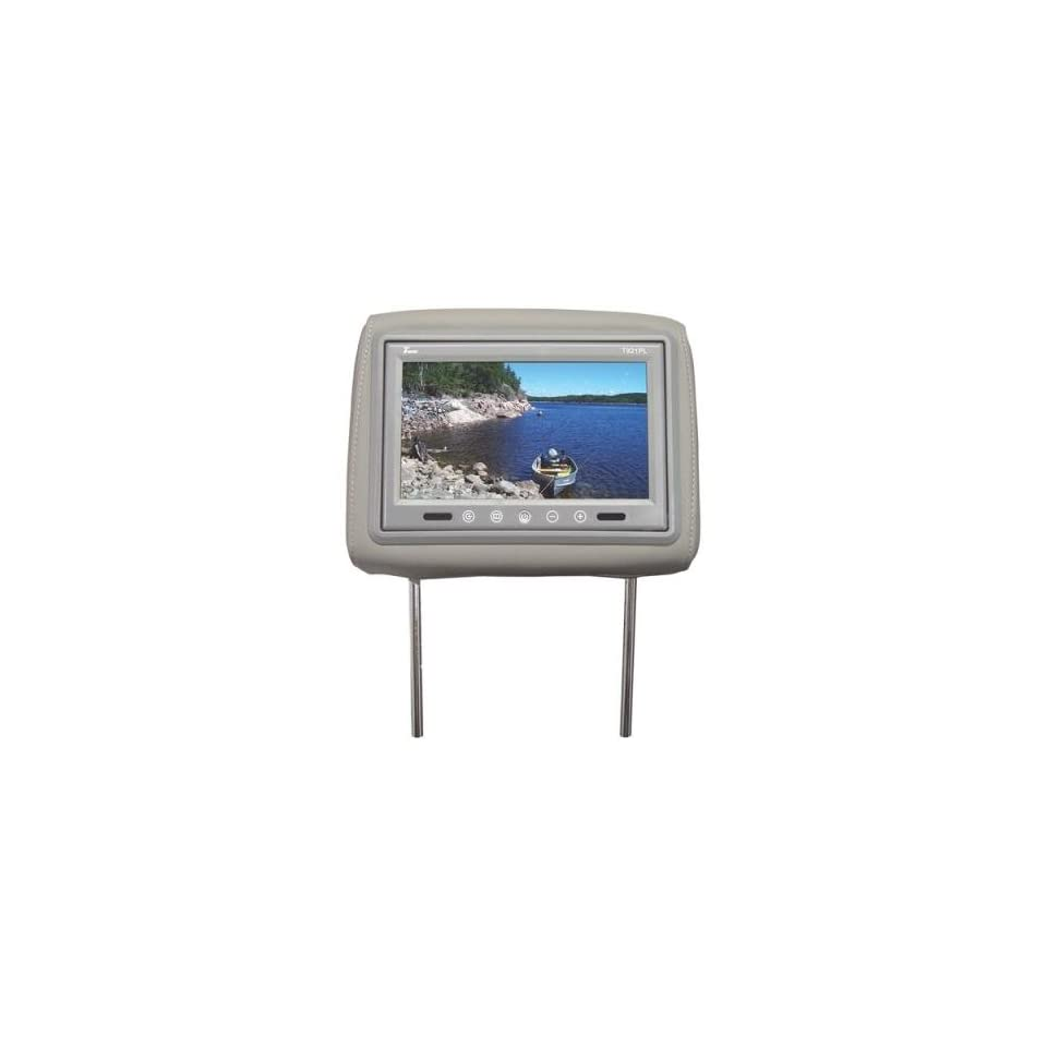 Tview T921plgr 9 Dual Gray Headrest Tft Lcd Monitors W/ Remote