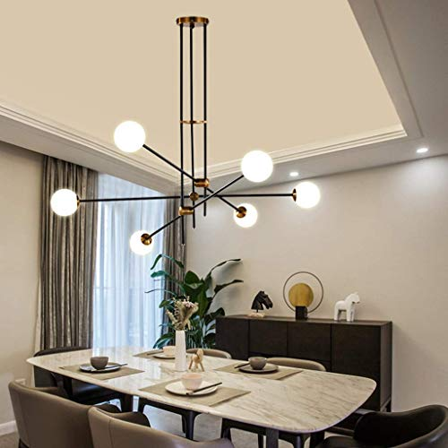 Amazon.com: Lámpara de techo de estilo nórdico japonés ...