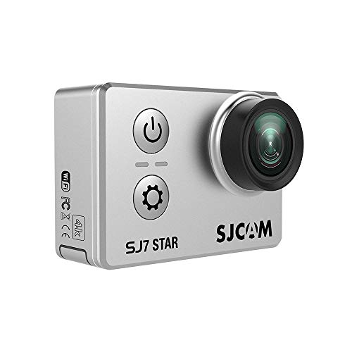 LJ2 Original SJCAM SJ7 Star Ambarella Action Camera 4K Ultra HD WiFi DVR Car Camera Underwater Waterproof Mini Drone Video Camera,A