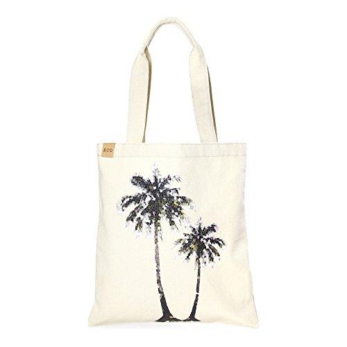 Me Plus Eco Cotton Canvas Stylish Printed Fashion Shopping a
