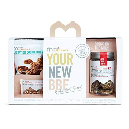 Munchkin Milkmakers Sampler Lactation Cookies product image