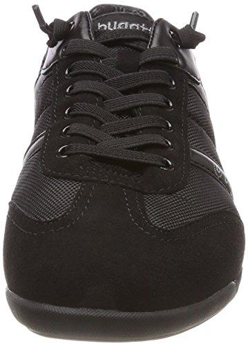 Les Hommes Bugatti 321168016900 Noir Baskets (noir)