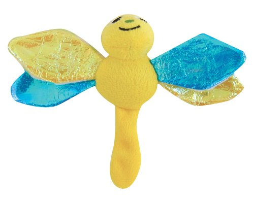 Dogit Style Flopper Toy – Dragon Fly, My Pet Supplies