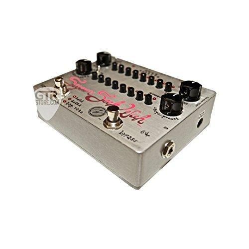 ZVex Vexter Super Seek Wah Guitar Effects Pedal [並行輸入品]   B07FDQCW6N
