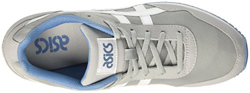 Asics Curreo - Zapatillas deportivas para hombre Gris (Midgrey/white)