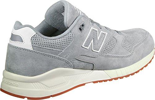 New M530 Chaussures Grey M530 New Balance Balance Grey Chaussures New Balance M530 ZzFvw5qF